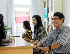 Linh Tâm ra mắt dịch vụ tư vấn qua chat