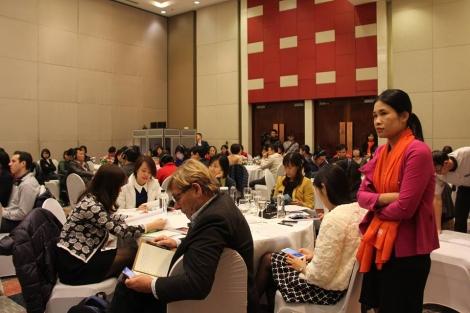 Hội thảo Tiếp cận công lý cho phụ nữ bị bạo lực tình dục tại Việt