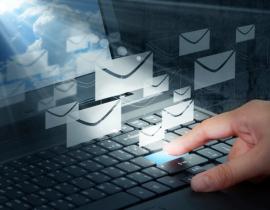 """Khai trương dịch vụ mới """"tư vấn qua email"""""""